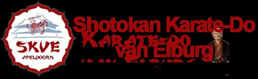 SKVE - Stichting Karate-do van Elburg Apeldoorn